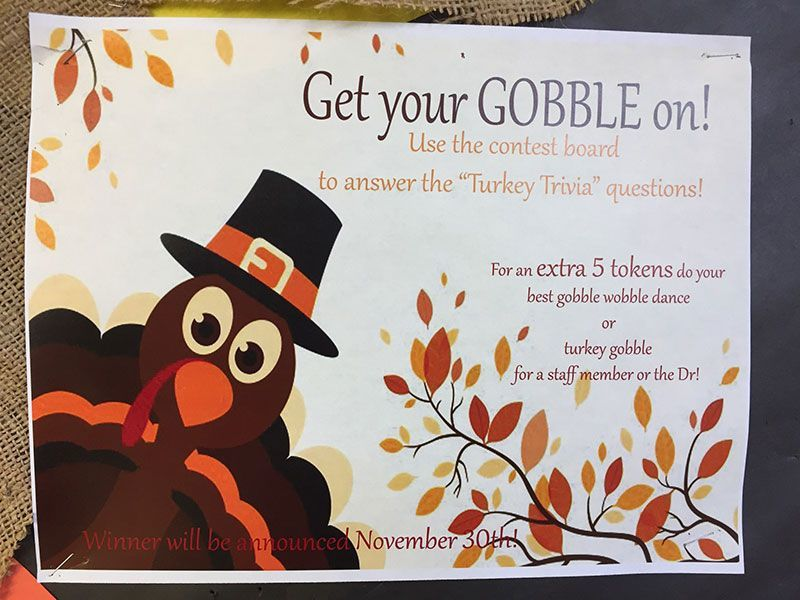 Get your Gobble On! info